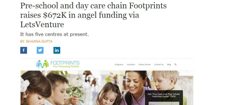 footprints magzine_Media Coverage and Reviews | Footprints