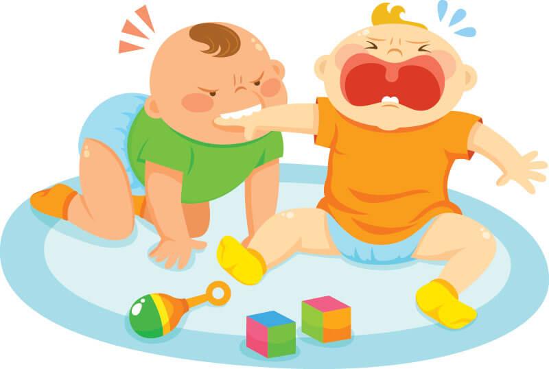 Child-biting